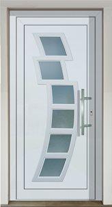 Plastové dverné výplne - Okná Modra