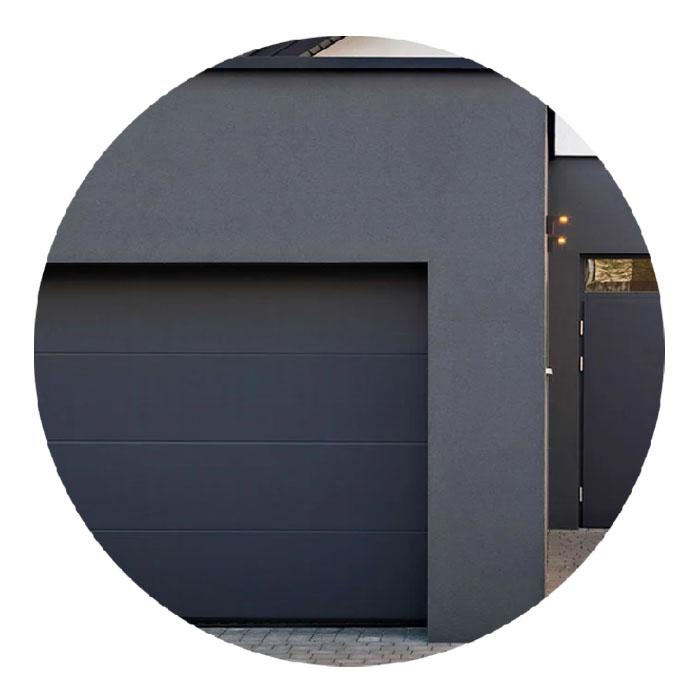 Predaj a inštalácia garážových brán - Okná Modra